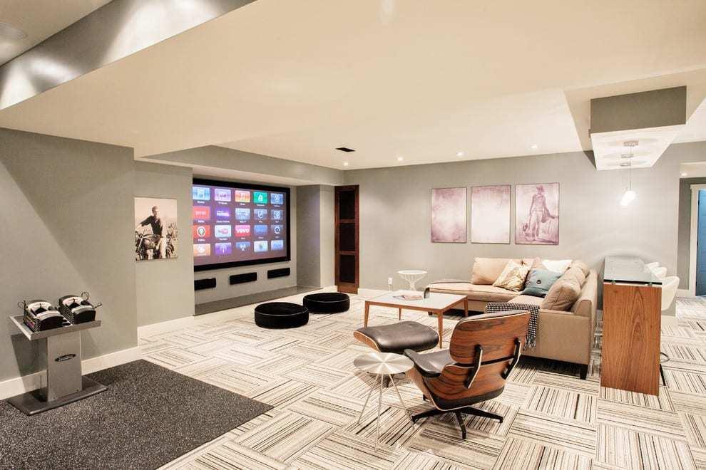 Recommended Basement Flooring Options NOVA Basement Finishing - Best choice for basement flooring